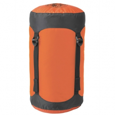 Sea to Summit Compression sack S 10 liter oranje 972400